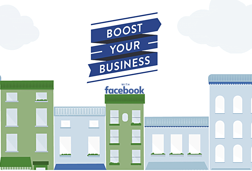 Boost your Busines with Facebook