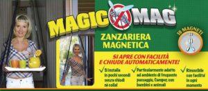 Zanzariera MagicMag