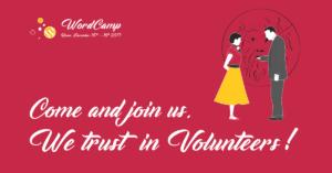 WordCamp Roma 2017 - Volontari