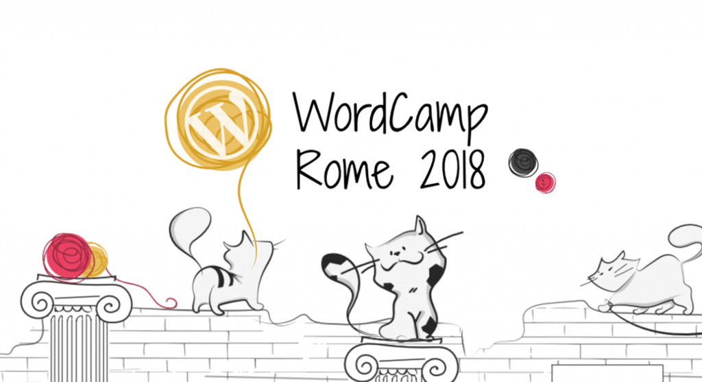 WordPress – WordCamp Roma 2018